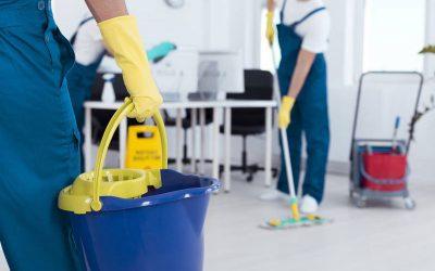 ¿Empresa de limpieza? ¿Porqué?
