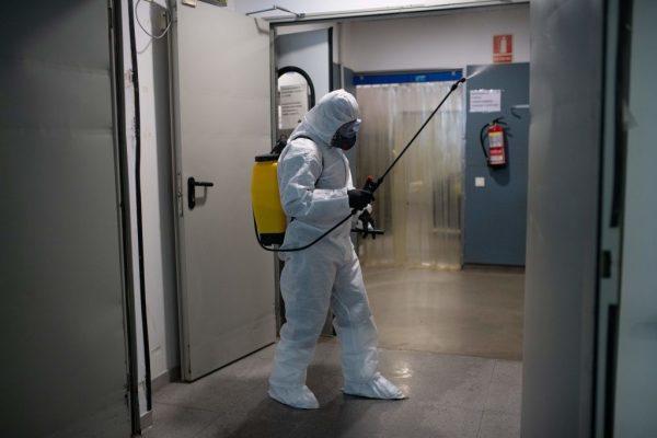Limpiezas JJ - Desinfección COVID 19 Granada
